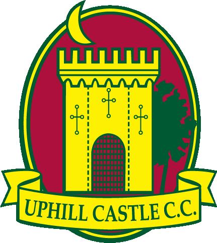 Uphill Castle Cricket Club Logo